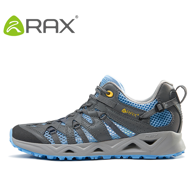 Rax Breathable Trekking Shoes Men Women Summer Lightweight Hiking Shoes Men Ourdoor Walking Fishing Shoes Men WomenZapatos<br>