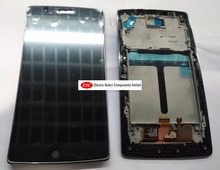 LCD Display + Touch Digitizer Screen glass For LG G Flex 2 H955 LS996 H955A  H955 with frame  free shipping