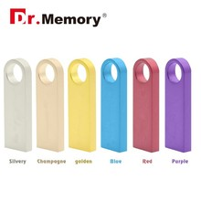 Dr.Memory Metal USB Flash drive 32/16GB USB Flash Stick Pen Drive Real Capacity 8GB Drive Pen Memory Stick thumb usb2.0 pendrive