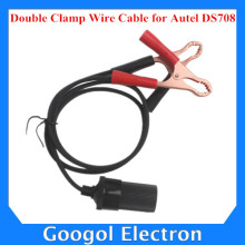 Best Price Double Clamp Wire Cable for Autel Maxidas DS708 Autel DS708 Free Shipping