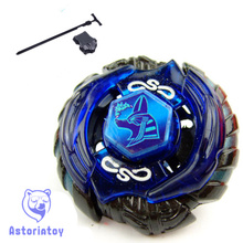 1pcs Beyblade Metal Fusion 4D set Mercury Anubius 85XF with  launcher  kids game toys children Christmas gift with Launcher