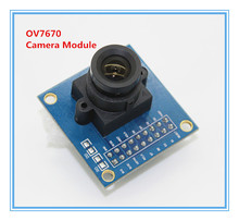 1PCS OV7670 Camera Module Supports VGA CIF Auto Exposure Control Display 300KP VGA Camera Module