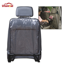New 1PC Kids Car Auto Seat Back Protector Cover For Children Kick Mat Mud Cleaner Car Accessories Seat Covers(China)