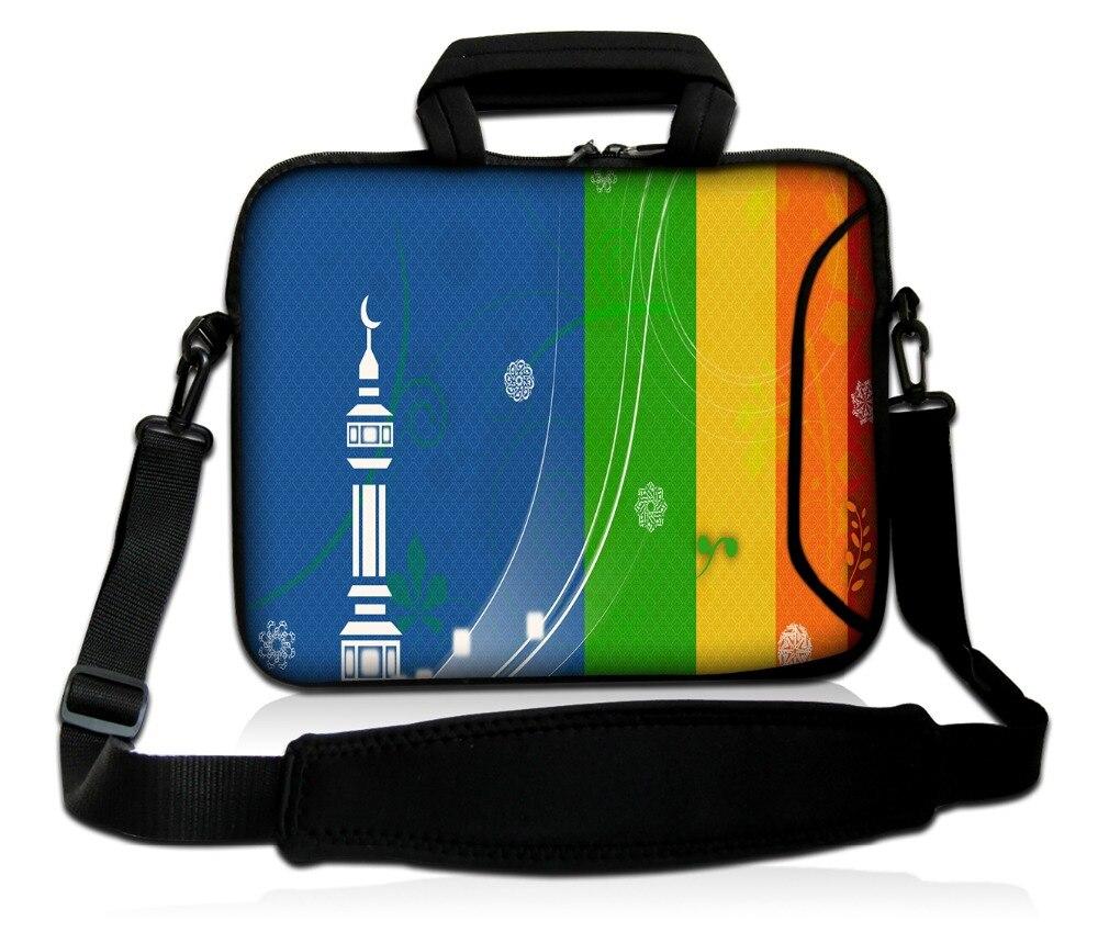 neoprene  laptop bag 13 15 17 inch fashion  laptop shoulder bag notebook sleeve PC bag for  men&amp; women<br><br>Aliexpress