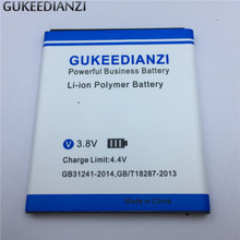 GUKEEDIANZI BL-103 Mobile Phone Li-ion Polymer Rreplacement Battery 2000mAh High Quality Strong Endurance For Newman Newsmy K1A(China)