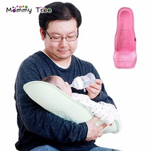 Baby Inflatable Nursing Pillow Maternity Pregnancy Waist Protect Pillows Breastfeeding Support Pad Breast Feeding Cushion