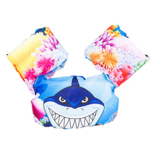 2-6 Years Baby Swim Vest Arm Float Swimming Circle Kid Swim Trainer Child Life Vest Inflatable Donut Swimming Pool Accessories(China)