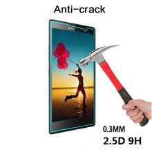 Tempered Glass For Lenovo K80 K80m P90 High Quality Screen Protective Film Luxury Design 2.5D Round Protector Anti Scratch