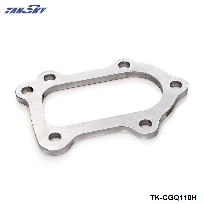 TANSKY - Turbocharge to Downpipes Flange Fit for Toyota Celica GT4 MR2 CT26 3S-GTE TK-CGQ110H