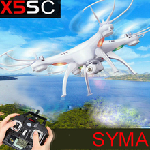 Buy Dron Quadrocopter Toy Syma X5SC 2.4G 6 Axis Headless Mode GYRO HD Camera RC RTF X5S RC 2.0MP Camera for $54.00 in AliExpress store