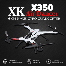Buy XK X350 RC Quadcopter 6CH Drone Profissional RC Helicopter Selfie Drone Remote Control Quadrocopter 3D 6G System Stunt Futaba for $432.38 in AliExpress store
