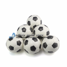 Soccer Robot special mini ball for robot soccer game diameter 63mm x 6 pcs