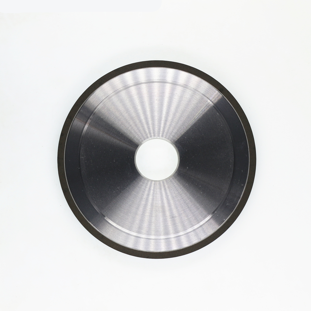100% concentration. Diamond grinding wheel. Slotted purposes. Resin wheel. Grinding wheel. 150*31.75*5*8<br>
