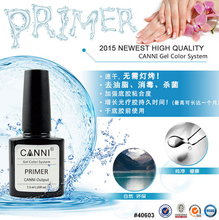 CANNI Soak Off Primer Gel Keep Gel More Longer Nail Primer Base Coat Water Based No Acid  Anastomosis gel Nail Gel Polish