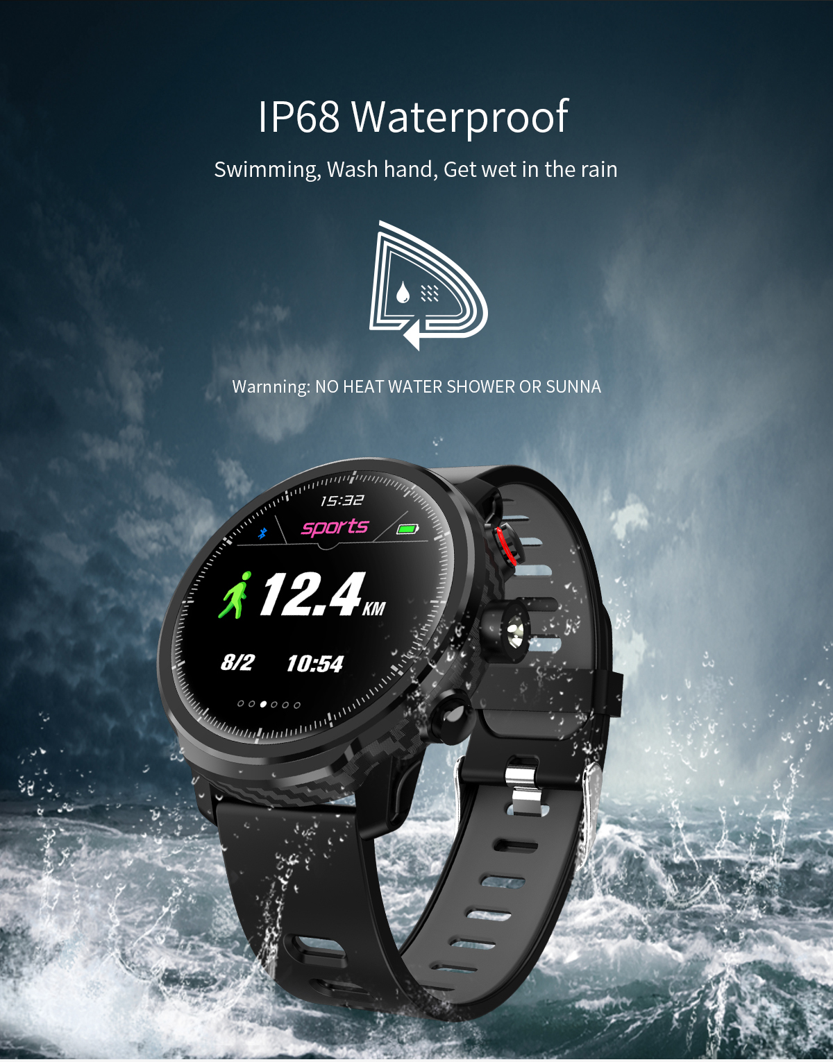 Smart Watch for Swimming 18