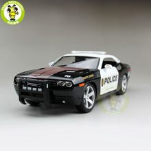 1/18 2006 Dodge Challenger Concept Diecast Model Car Maisto Model(China)