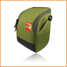 Green Shoulder Bags Camera Case Bag for Nikon Coolpix Canon Powershot Fujifilm Finepix Camera