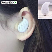 Mini Stealth Earphone Little Finger Size Wireless Bluetooth 4.0 Stereo Headset Handfree for All phone
