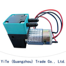 4 piece/lot!! High quality brand JYY big ink pump use for large format solvent printer(China)