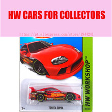 Hot Wheels 1:64 Toyota Super Metal Alloy Model For Colecter Wholesale Metal Cars For Car Lovers(China)