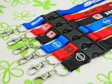 NECK LANYARDS Neck Strap FOR Phone mp4 mobile KeyChain ID Badge(China)