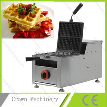 Free  Shipping gas waffle cone maker/gas egg waffle maker/gas waffle machine