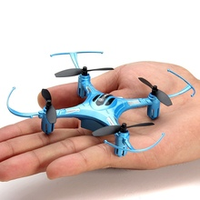 High Quality Eachine H8S 3D Mini Inverted Flight 2.4G 4CH 6Axis One Key Return RC Quadcopter RTF