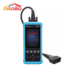 Launch DIY Code Reader CR8011 CReader 8011 Full OBD2 Scanner/Scan Tool Diagnostic for TOYOTA for FORD for BENZ Update Online