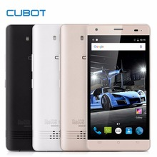 "Original CUBOT Echo Smartphone Android 6.0 MTK6580 Quad Core 5.0"" HD IPS Cell phones 2GB+16GB 13MP 3000mAh OTG GPS Mobile Phone"