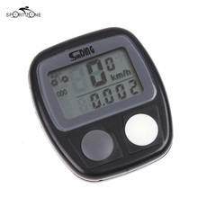 14-Functions Bicycle Computer Waterproof Bike Time Odometer Speedometer With LCD Display Cycling Computer For Riding