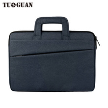 TUGUAN Waterproof Scratch Proof Laptop Bags for Men/Women Portable Computer Case Briefcases Notebook Bag Air Pro By 14/15 Inches