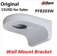 DAHUA Wall Mount PFB203W for IP Camera Bracket Camera Mount DH-PFB203W cctv bracket(China)