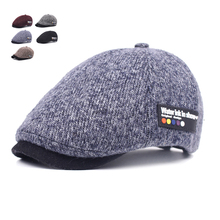 New Fashion Sports Berets Caps For Men Women Casual Autumn Unisex Caps Four Seasons Cotton Berets Hats Boina Casquette Flat Cap(China)