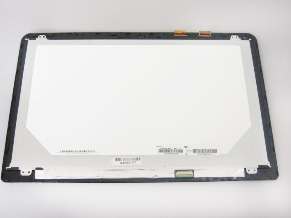"New 15.6"" For HP PAVILION X360 CONVERTIBLE 15T-BK100 FHD LCD Display LED Touch Screen Assembly Replacement"