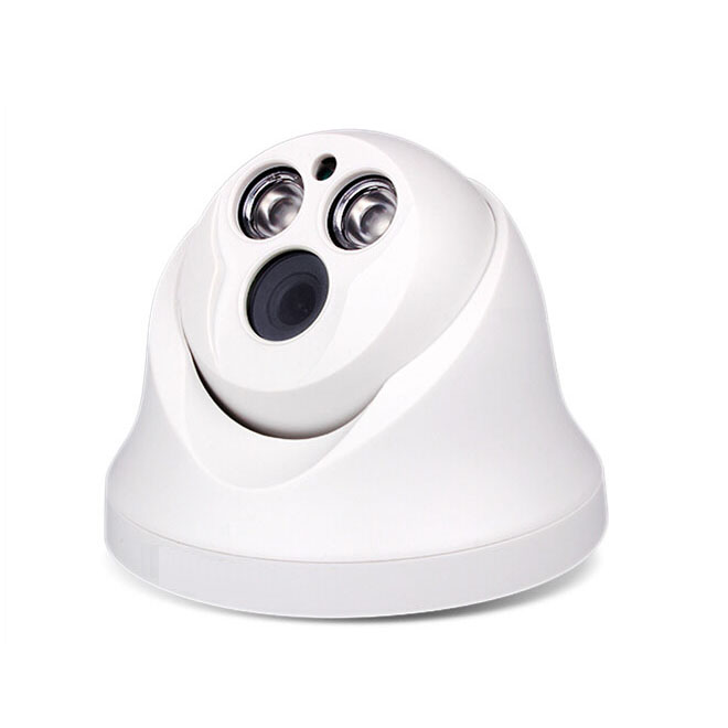 H.265/H.264 1080P Dome security Surveillance CCTV 4MP IP Camera IR night vison ONVIF 2.0 network indoor Cam P2P phone view<br>