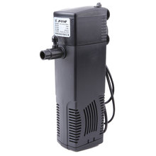 JP-F12 Series Aquarium Tank Filter 3W8W16W Multi-Function Submersible Filter Plastic 220v-240v Fish Tank Submersible Pump Spray