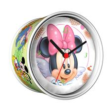 2014 New DIY Mickey Design Magnetic Cheap Wall Clocks,Cheap Desk Clocks,Cheap Table Function Clocks in Free Shipping(China)