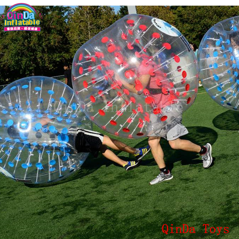 inflatable bumper ball13