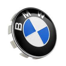 4PCS BMW Wheel Center Hub Caps 68mm 10 Pin BMW Logo Emblem Badge BMW E46 E39 E38 E90 E60 E36 F30 F30 E34 F10 F20 E92 E38 E91 E53(China)
