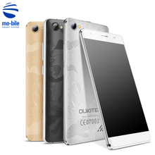 In Stock Oukitel C5 Pro 4G Mobile Phone Android 6.0 MTK6737 Quad Core 2.5D Arc 5.0'' Screen 1.3GHz 2GB+16GB 1280x720 Smartphone(China)