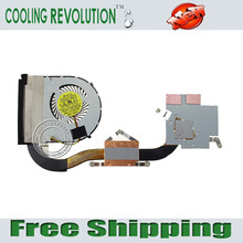 COOLING REVOLUTION NEW FOR Dell Inspiron 14R-5437 5437 Cooling Fan Heatsink 0N7H00 N7H00