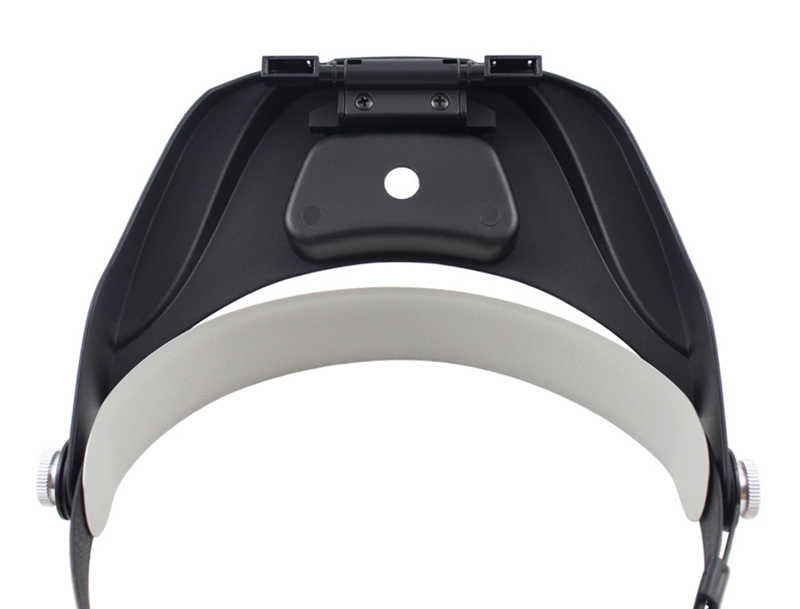 Magnifying LED Lamp With Clamp Desk Magnifier Light Tattoo Manicure F4