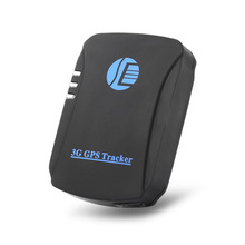 TK207 3G GPS Tracker Portable Real-time Locator Vehicle Pets Kids Elderly Tracking Device Alarm Function Waterproof Dustproof(China)