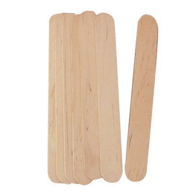 100g Hard Wax Beans Epilator Hot Wax Heater Kit with 10pcs Wooden Sticks Wax Set Hair Removal for Face Bikini Beauty