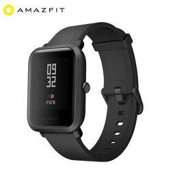Умные часы Huami Amazfit Bip Молодежная версия, водонепроницаемые Смарт-часы Bluetooth 4,0 gps Пульс 45 дней батарея IP68