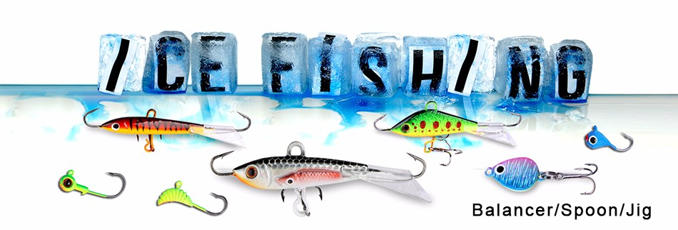 ice fishing lure