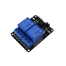 Buy Free shipping! 2 channel relay module relay expansion board arduino 5V low level triggered 2-way relay module for $1.24 in AliExpress store