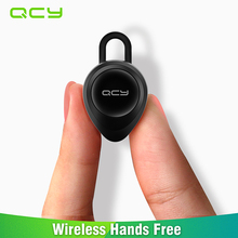 Mini Bluetooth Headphone with Mic QCY J11 Business Earbud Wireless Headset Handsfree calls Earphone for all smartphones