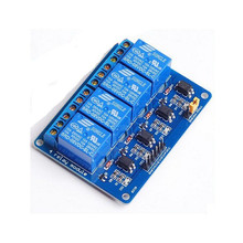 Buy 5V 4 Channel Relay Module Optocoupler Arduino PIC ARM AVR DSP 4-Channel Relay Control Board for $3.52 in AliExpress store