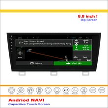 Car Android GPS Navigation System For Subaru Impreza / Outback Sport / XV WRX - Radio Audio Video Multimedia ( No DVD Player )